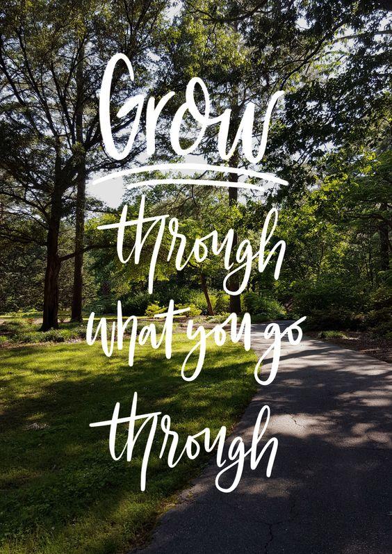 grow through1